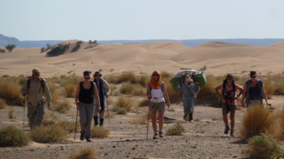 Sahara Explorer Trek