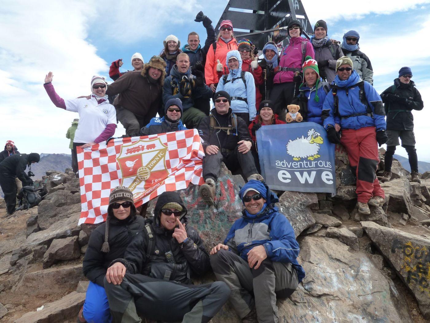 SHAP Mt Toubkal Trek