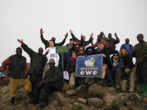 Mt Elgon Summit
