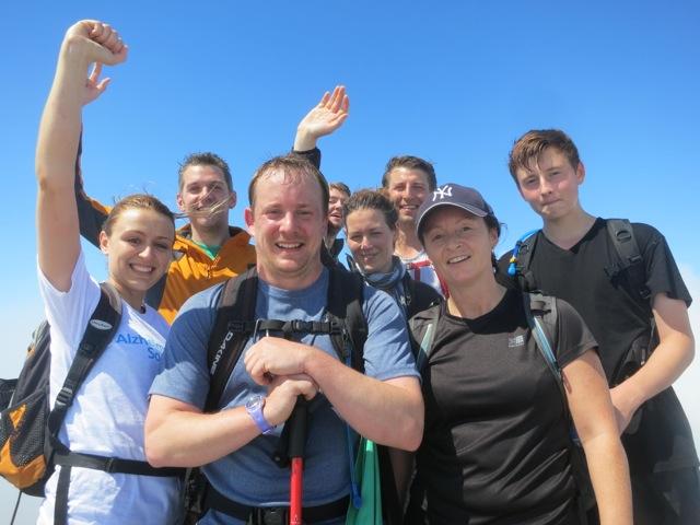 12 Peaks Challenge