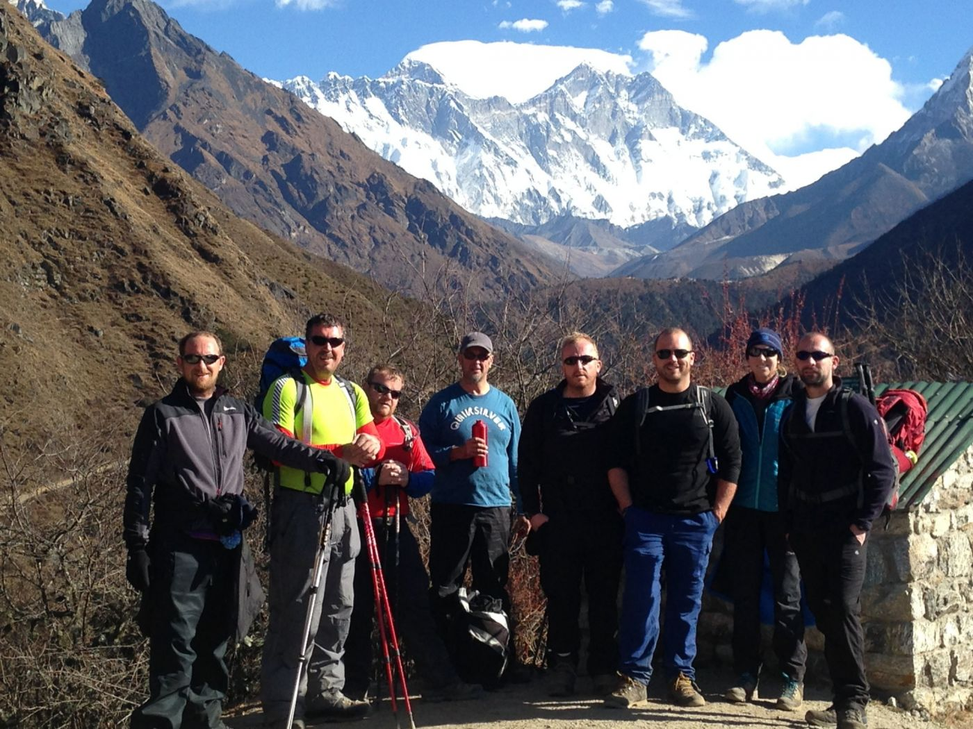 Everest Base Camp Trek & Helicopter (14 Days)
