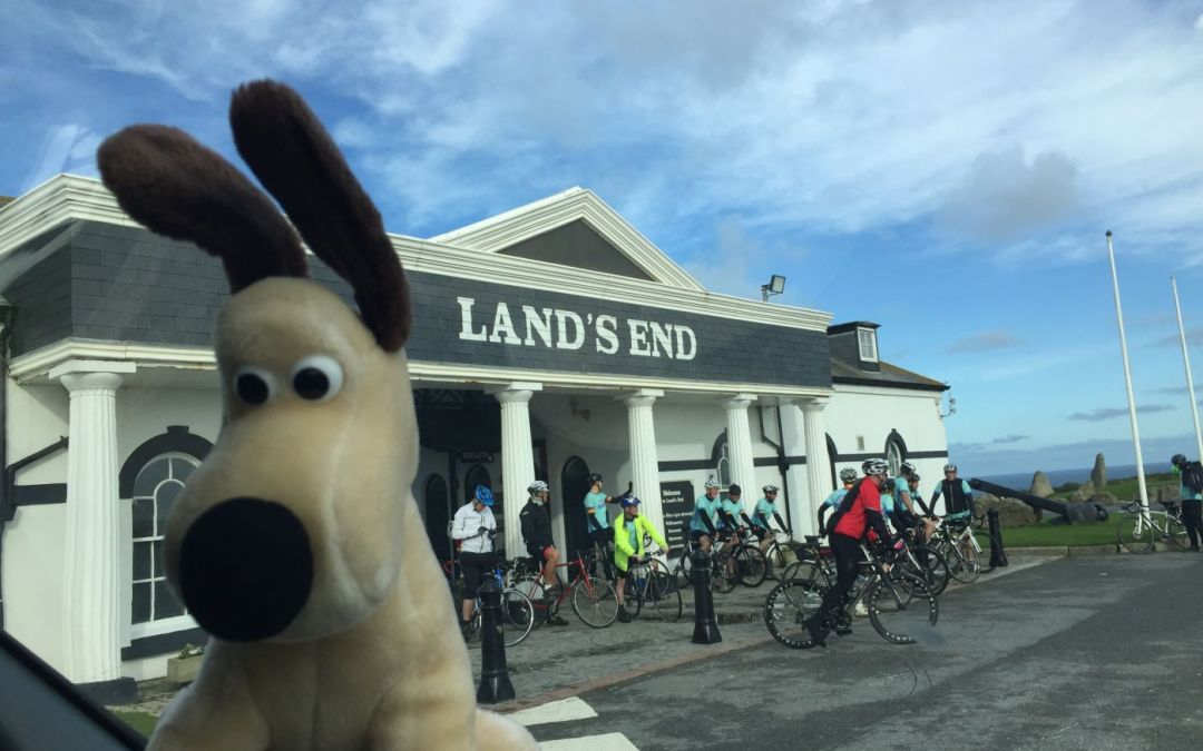 Land's End to Bristol Cycling Challenge