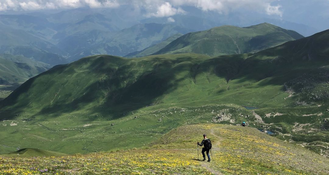 Trek Georgia & the Caucasus Mountains in 2020…..