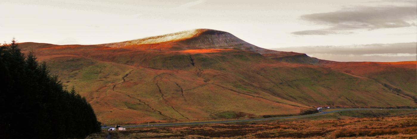Pen Y Fan | Welsh 3 Peaks Challenge