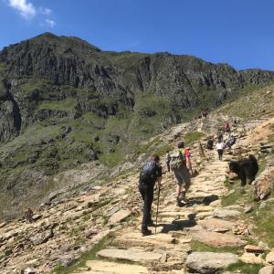 Welsh 3 Peaks Challenge