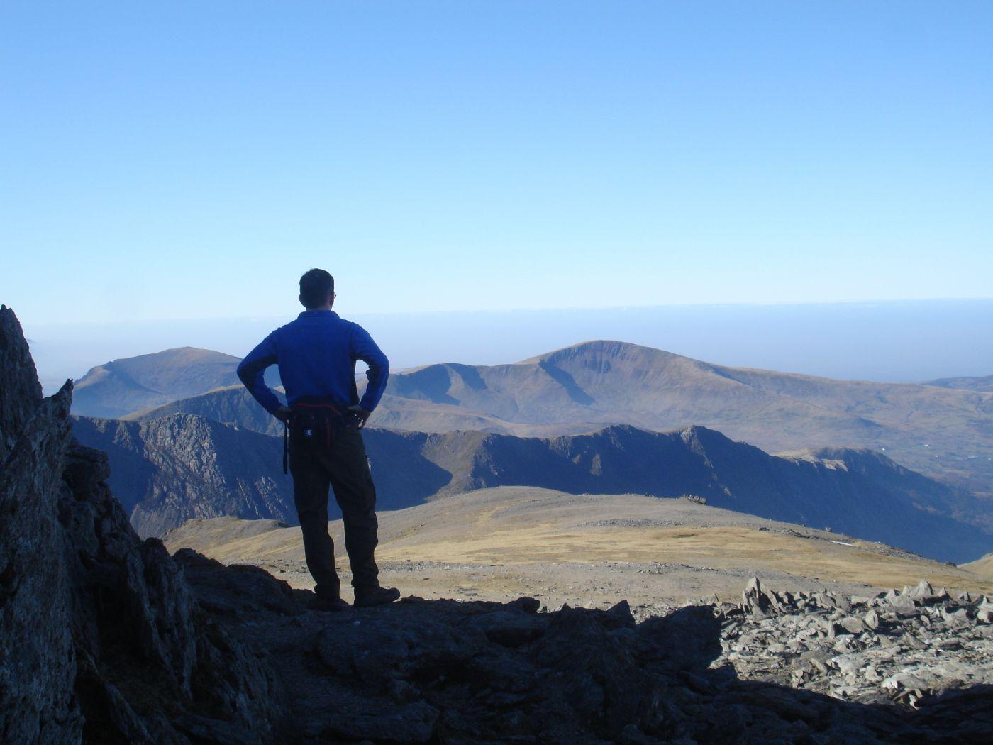Welsh 15 Peaks Challenge   Adventurous Ewe