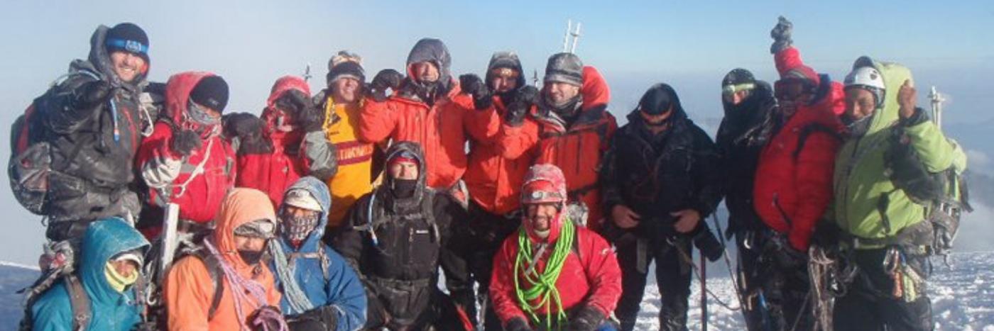 Climb Cotopaxi | IFMGA Guides