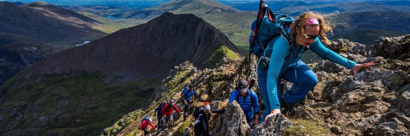 15 Peaks | Snowdon
