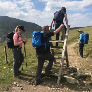 Welsh 15 Peaks Challenge