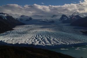 Perito Merano Glacier
