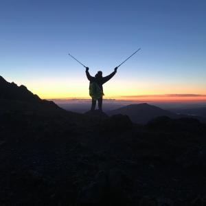 Snowdon by Night Trek