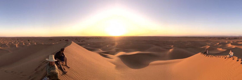 Sand Dunes of the Sahara | Morocco