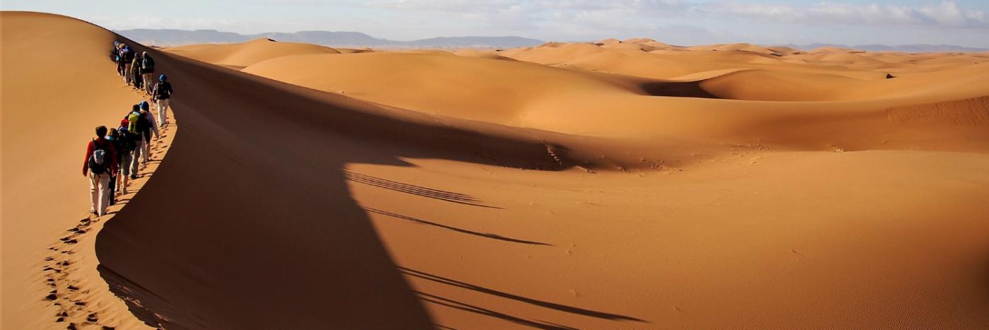 Adventure Travel in Morocco | Sahara