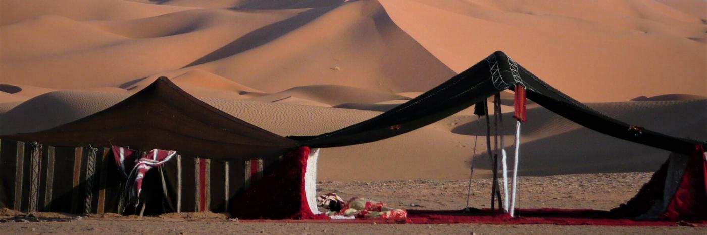 Sahara Desert Trek | Morocco