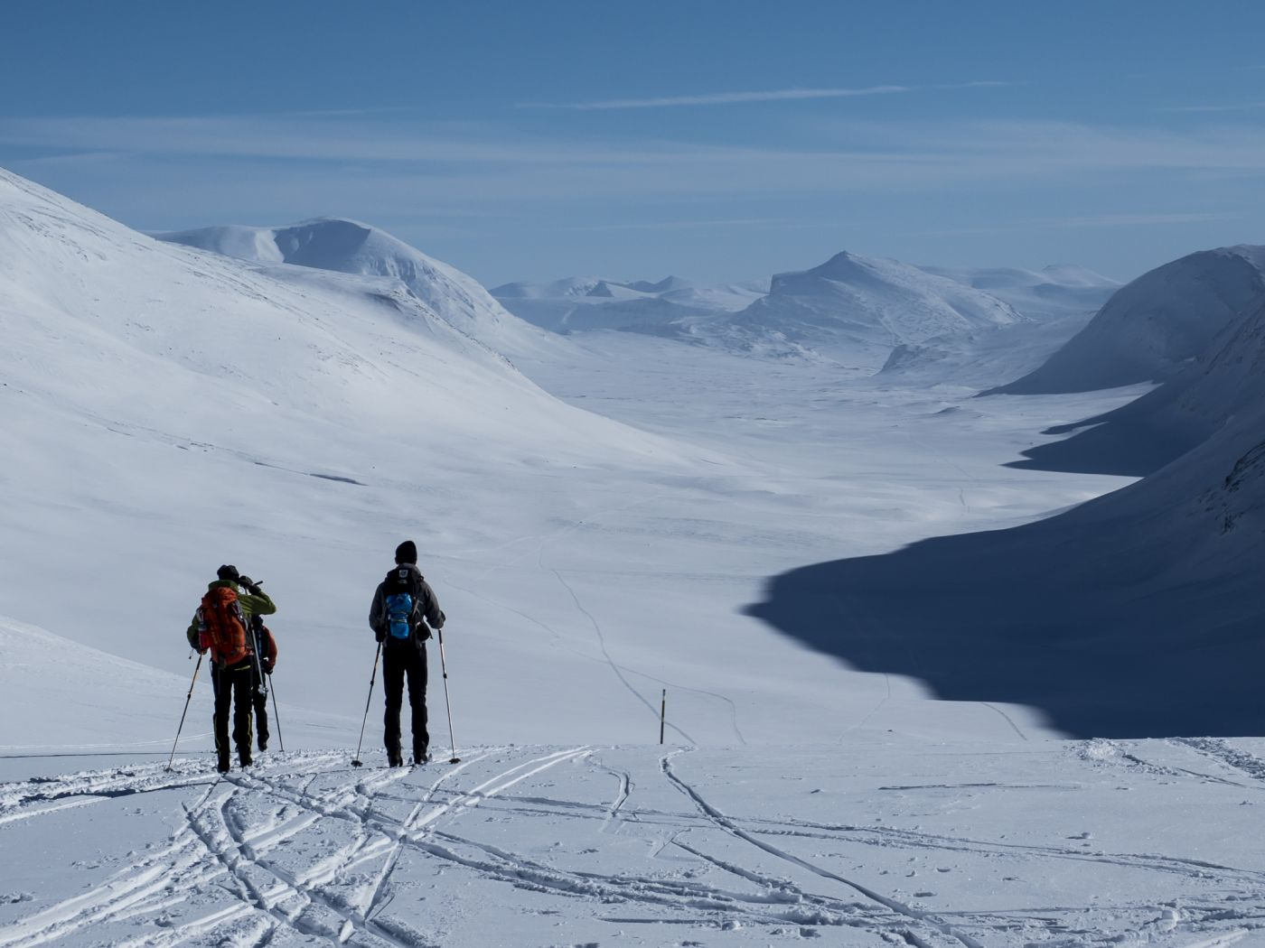 Image result for Sweden's Northern Landscape is the Perfect Location for a Snowshoe Winter Trek in Europe