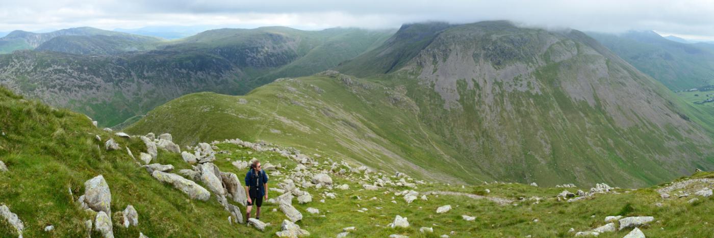 Lake District 24 Peaks Challenge - UK and International Treks