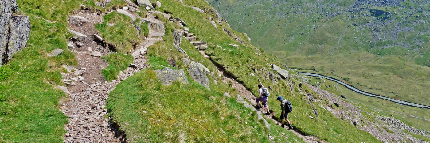 Lake District 24 Peaks - Trekking Adventures in the UK