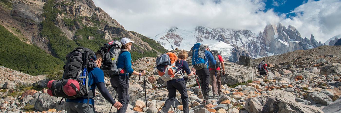 Fitz Roy | Glacier Adventure