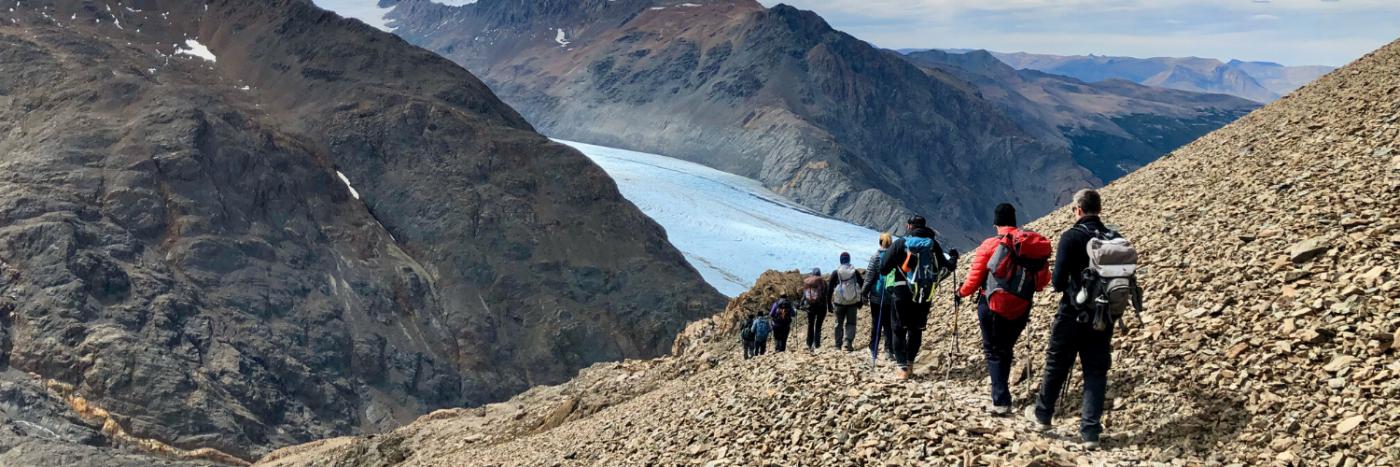 Guided Trekking | Paso Del Viento