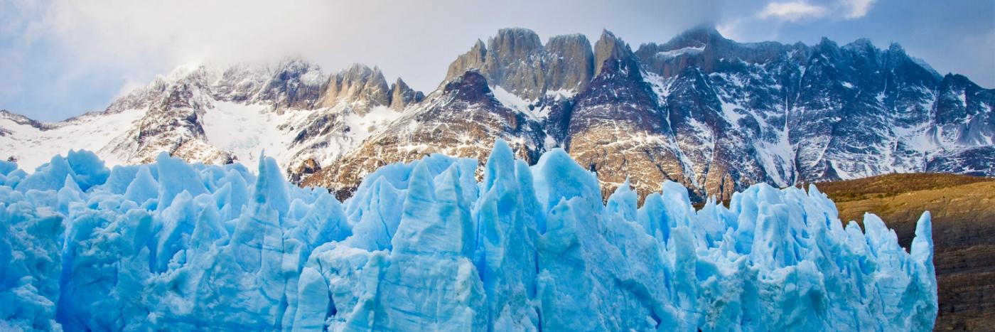 Visit Perito Morneo Glacier
