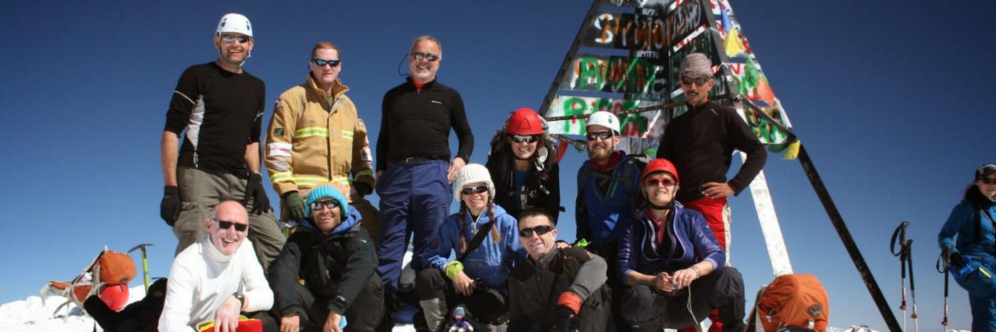 Mt Toubkal guided trekking adventures
