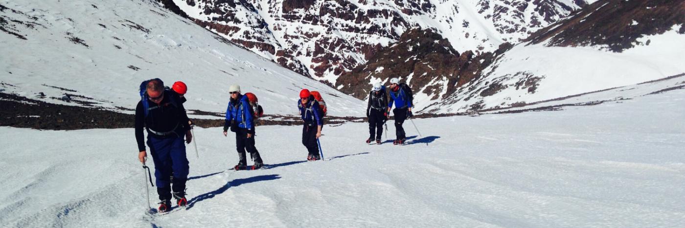 Mount Toubkal Mountain Trek