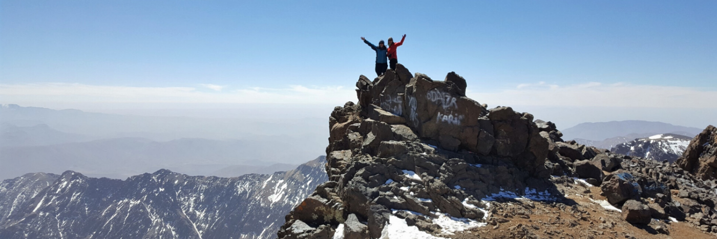 Guided Mt Toubkal Climb