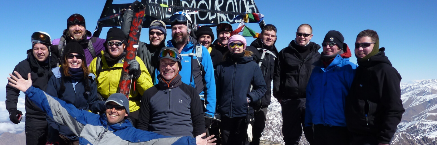 Climb Mt Toubkal | Adventurous Ewe