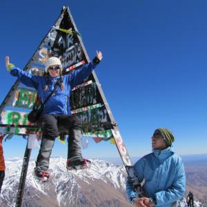 Mt Toubkal Winter Trek