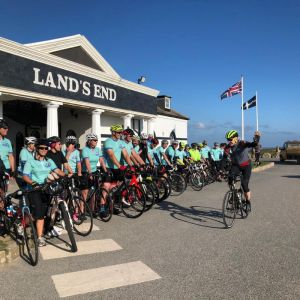 Lands End to John O'Groats Cycle (LEJOG)