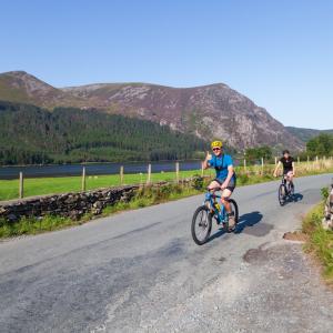Snowdon Bike and Hike