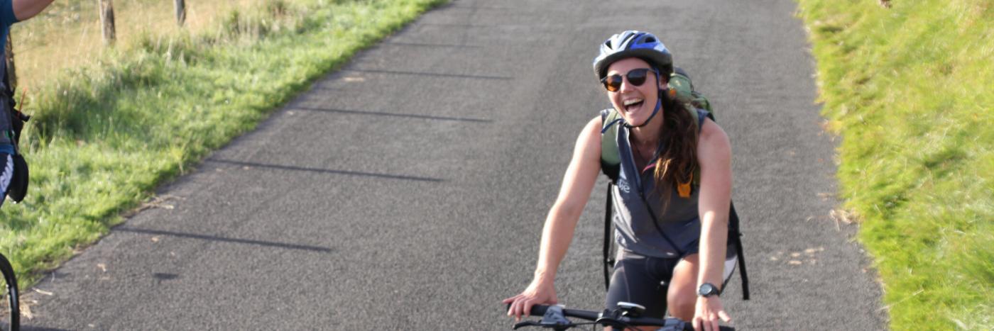 Bike and Hike Snowdon Challenge