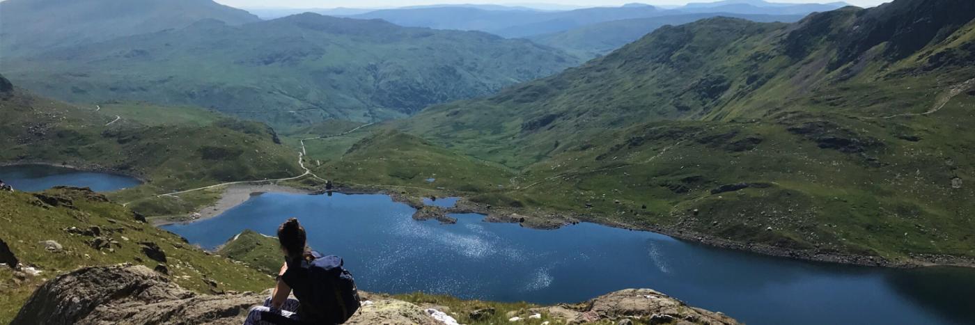 Climb Snowdon | Bike and Hike