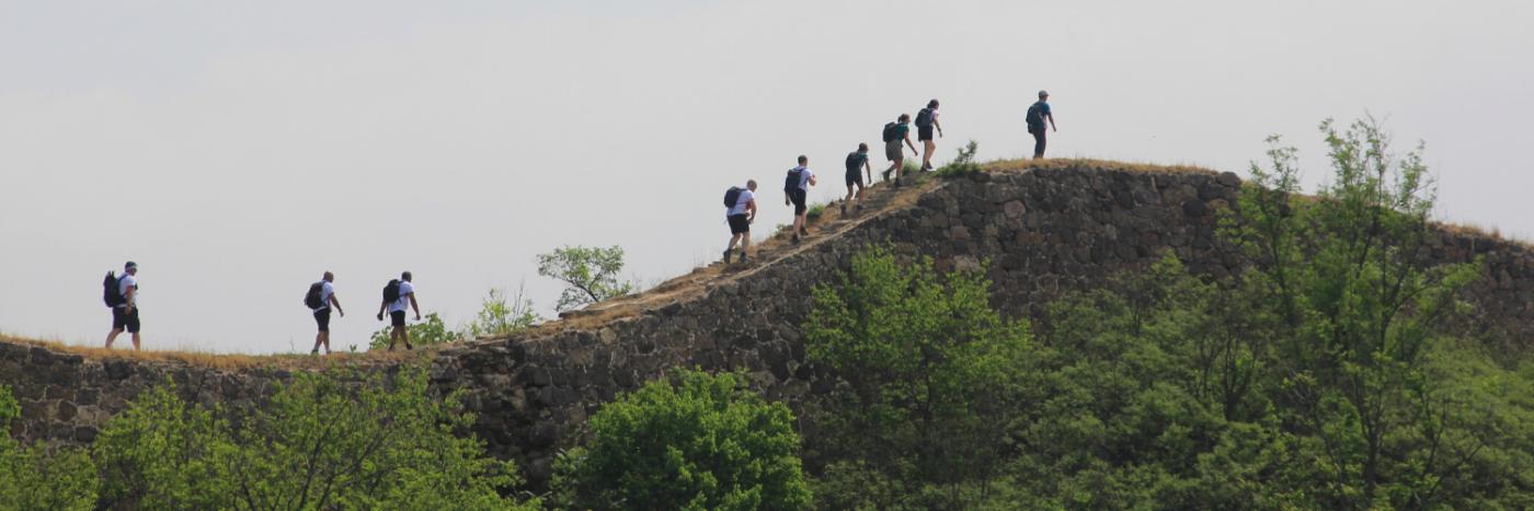 The Great Wall of China Trek with Adventurous Ewe