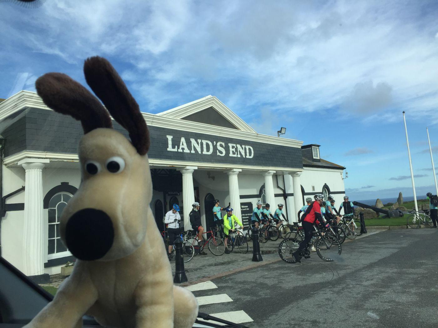 Aardman | Lands End to Bristol