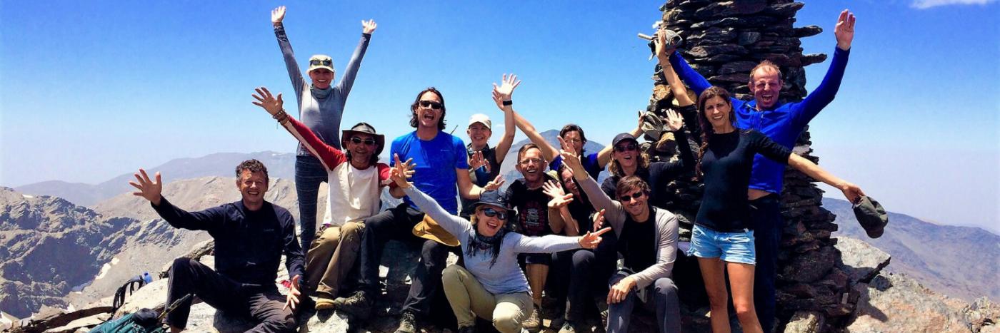 3 Peaks | Los Tres Picos