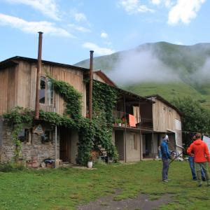 Trek Georgia and the Caucasus Mountains