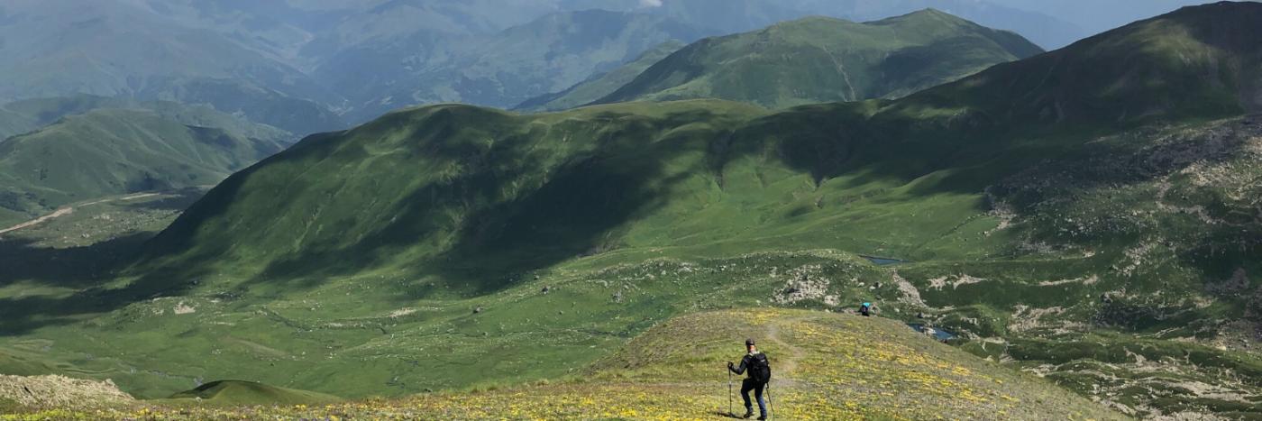 Georgia Trekking Tours | Adventurous Ewe