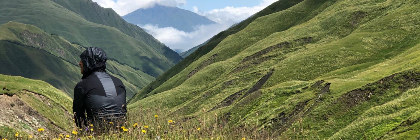 Trek Georgia and the Caucasus Mountains | Georgia Trekking Tours