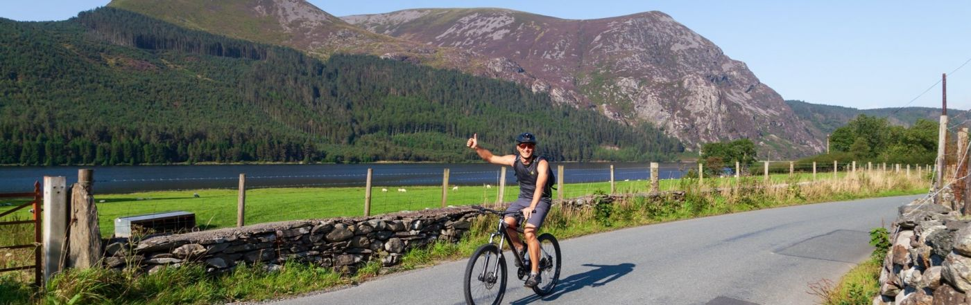Snowdon Bike and Hike Challenge
