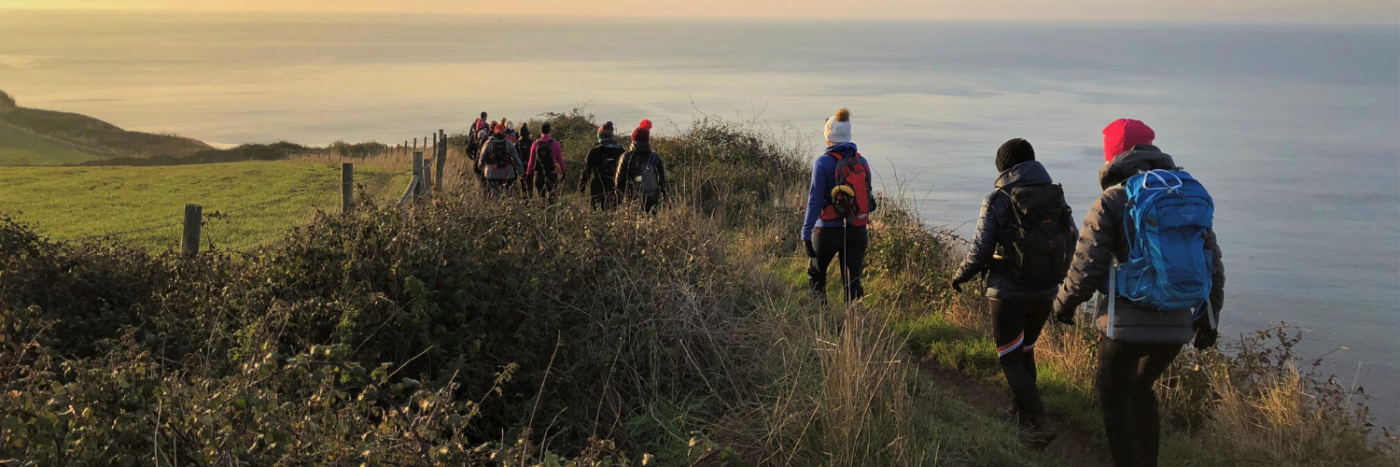 Trek the Jurassic Coast