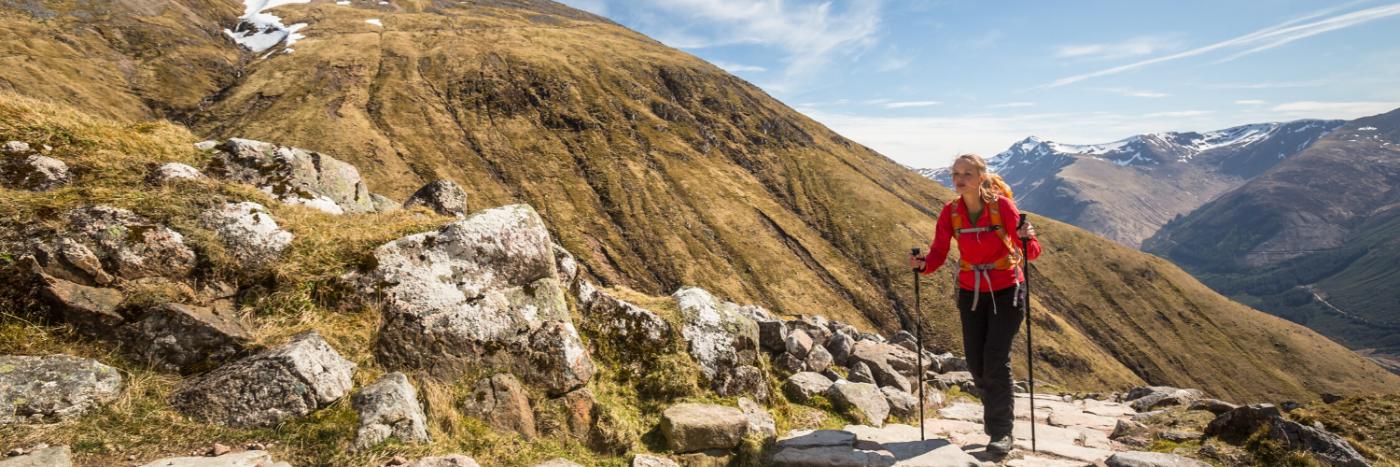 5 Peaks Challenge | UK and International Treks