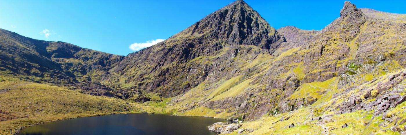 Carranuntoohill | 5 Peaks Challenge