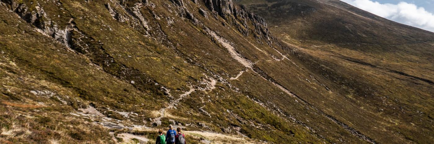 UK Adventure   Trekking and Cycling