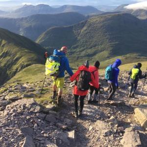 UK & Ireland 5 Peaks Challenge