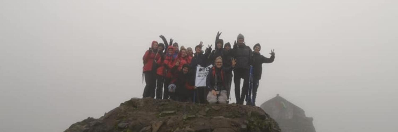 Ben Nevis | 5 Peaks Challenge