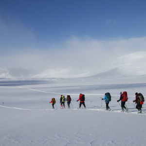 Kings Trail Arctic Snowshoe Expedition