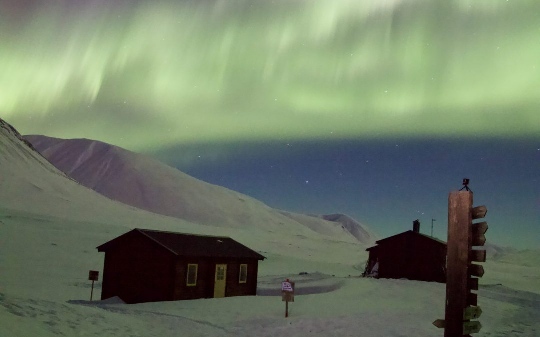 Top tips for trekking the Arctic Kings Trail