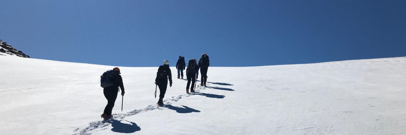 3 Peaks Challenge | Los Tres Picos