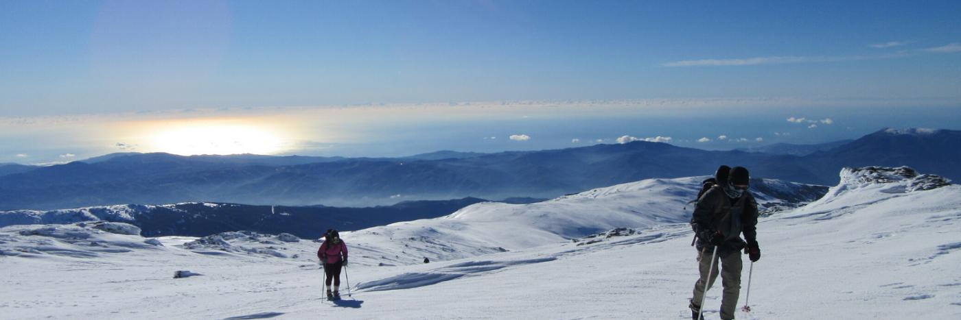 Spanish 3 Peaks Challenge
